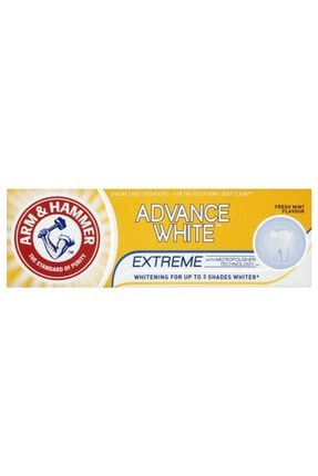 Arm&Hammer 3 Tona Kadar Beyazlatıcı Advance White Diş Macunu 25ml