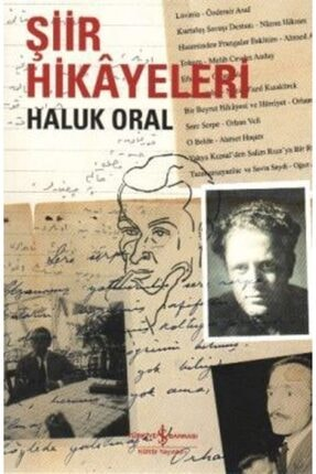 İş Bankası Kültür Yayınları Şiir Hikayeleri