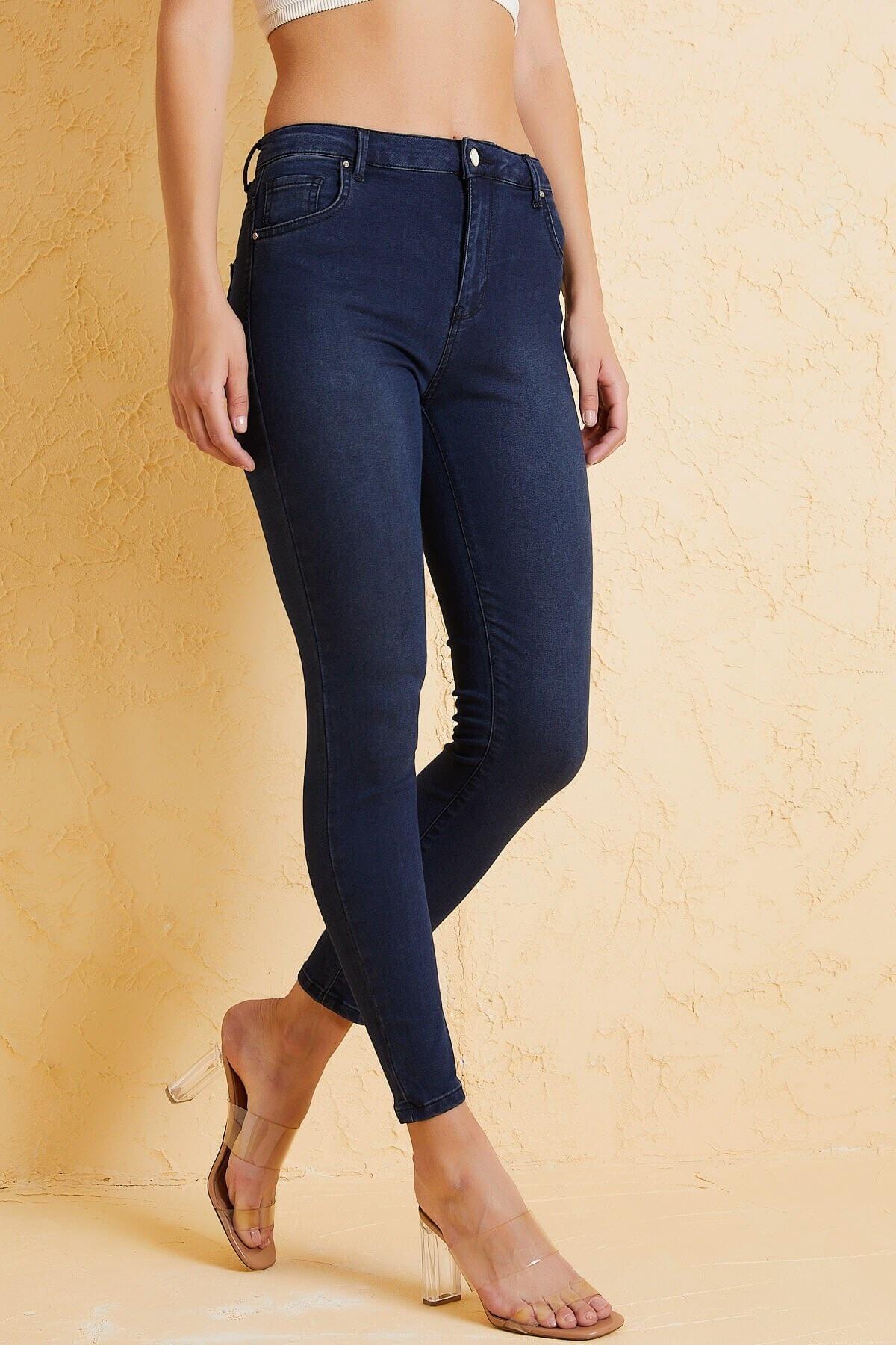Twister Jeans Kadın Çok Yüksek Bel Pantolon 2