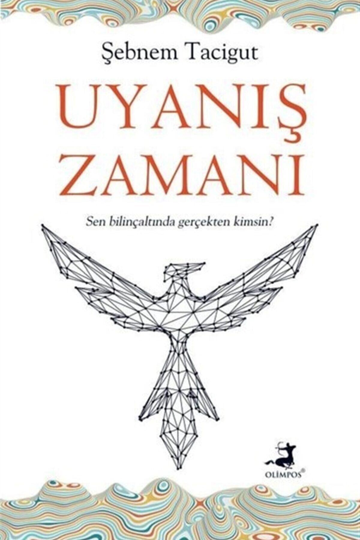 Olimpos Yayınları Uyanış Zamanı Şebnem Tacigut 9786257135450 1