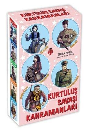 Uğurböceği Yayınları Kurtuluş Savaşı Kahramanları Seti 5 Kitap