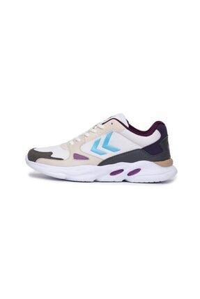 HUMMEL Kadın Beyaz York Spor Ayakkabı