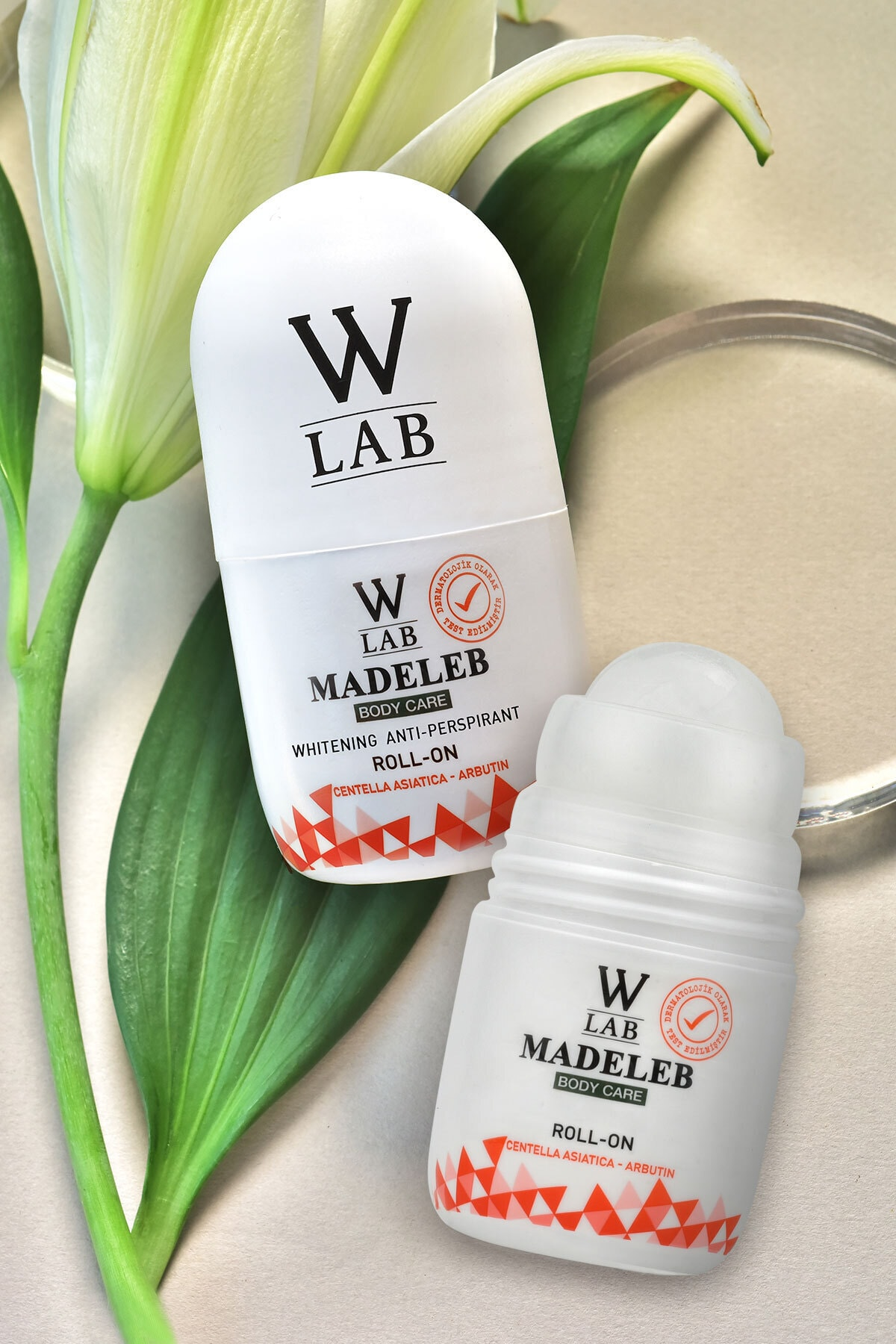 W-Lab Kozmetik W-lab Madeleb Roll-on 1
