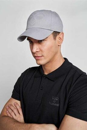 HUMMEL Unisex Gri Maple Şapka 970133-2301