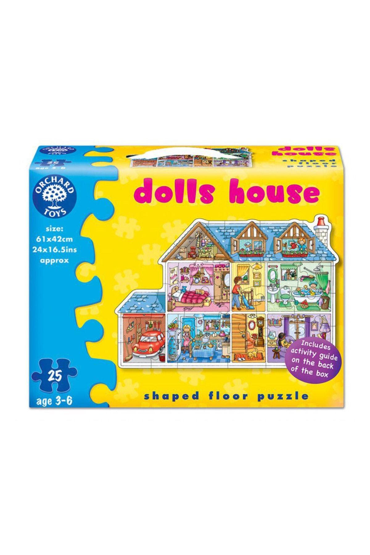 Orchard Toys Puzzle Bebek Evi Yapbozu 245 / 2