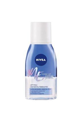 Nivea Make Up Expert Çift Fazlı Göz Makyaj Temizleyici 125 ml