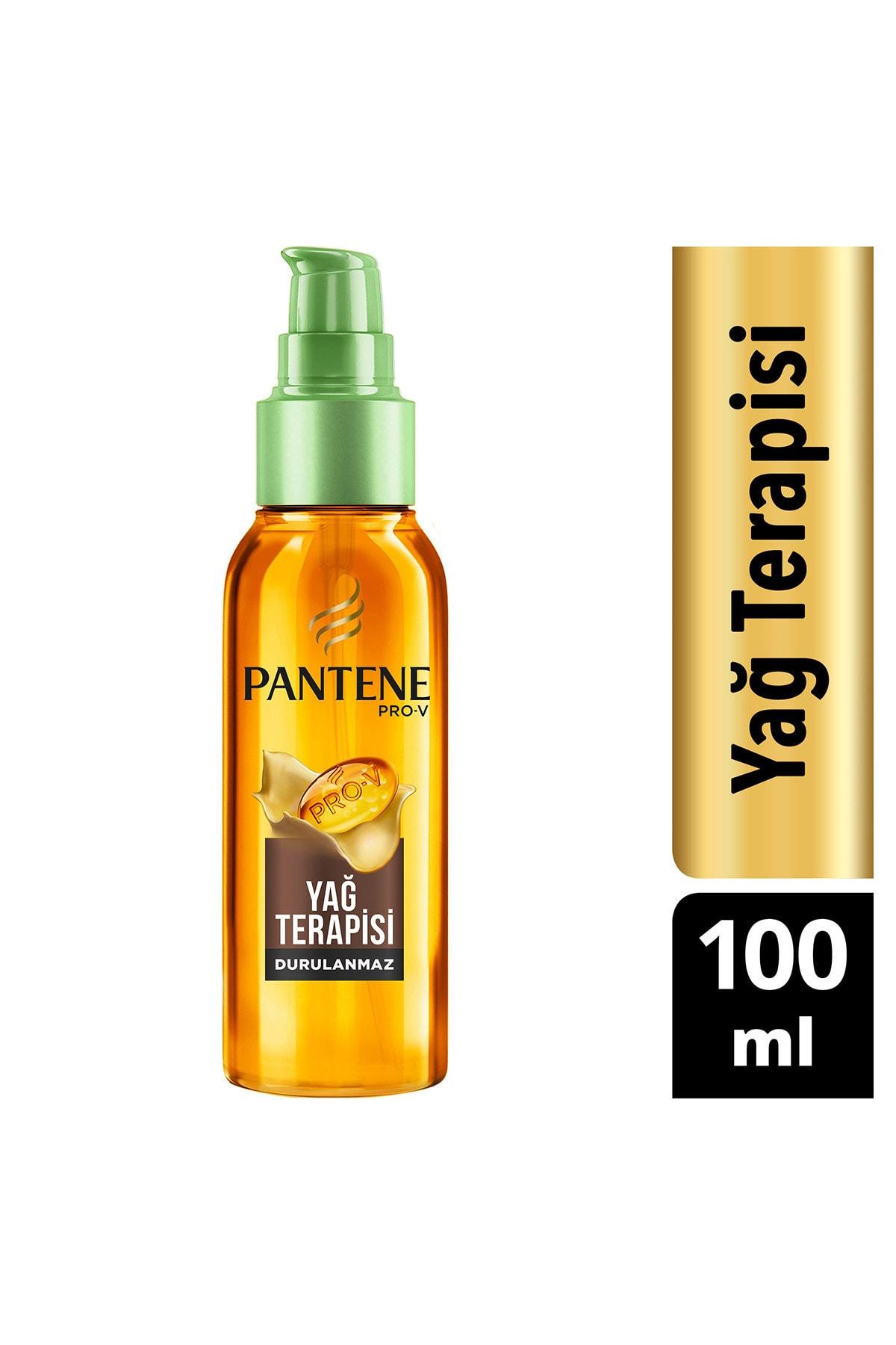 Pantene Doğal Sentez Saç Bakım Serumu Argan Yağlı Elixir 100 ml 1