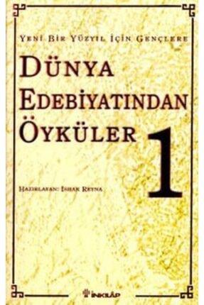 İnkılap Kitabevi Türk Edebiyatından Öyküler 1