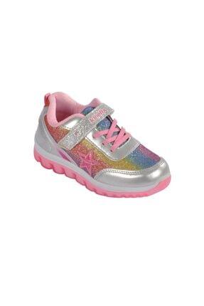 Kinetix Sıma 9pr Gümüş Kız Çocuk Sneaker
