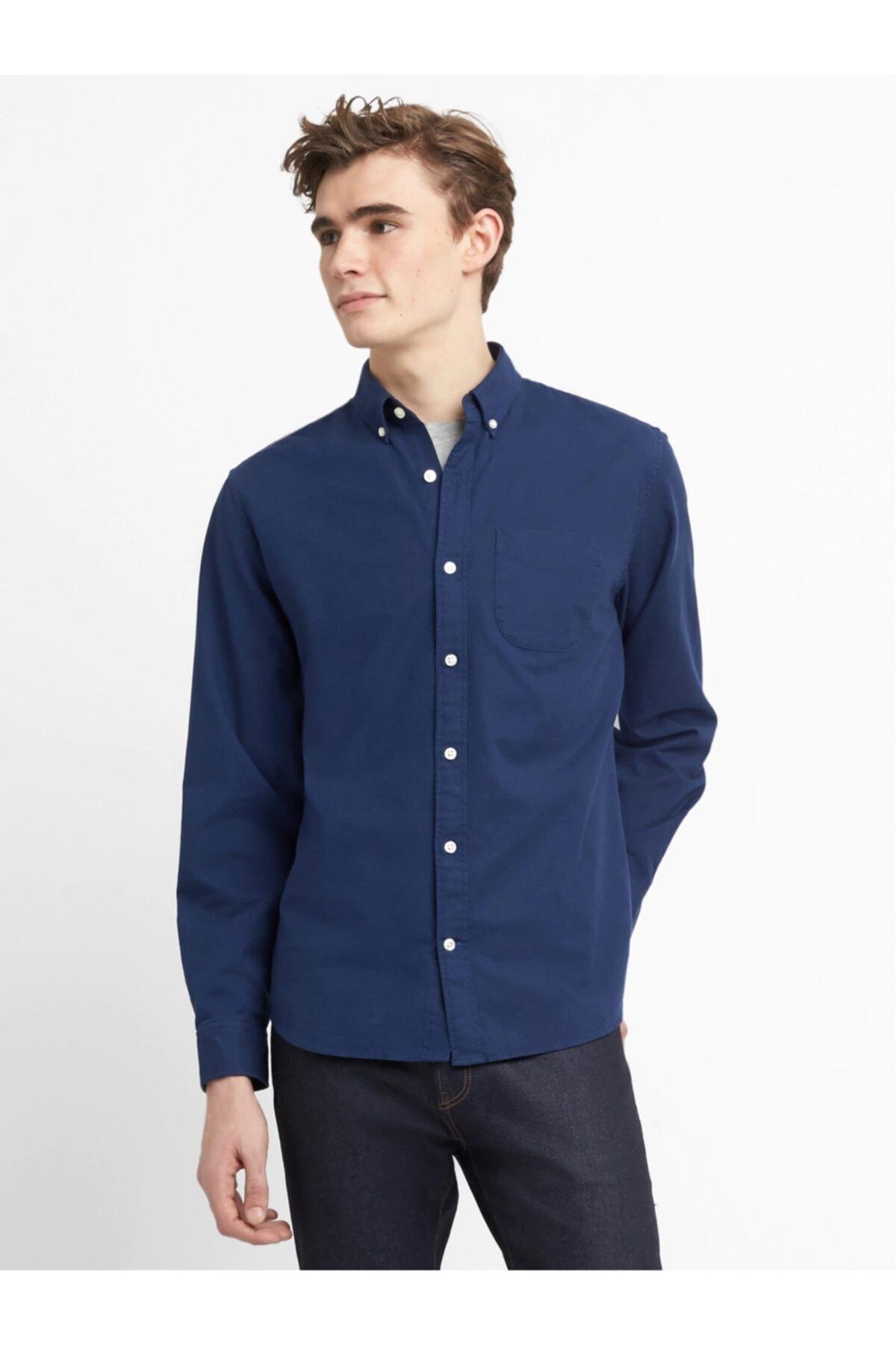 GAP Erkek Oxford Gömlek 2