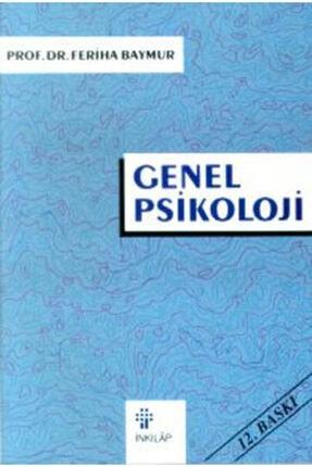 İnkılap Kitabevi Genel Psikolojisi