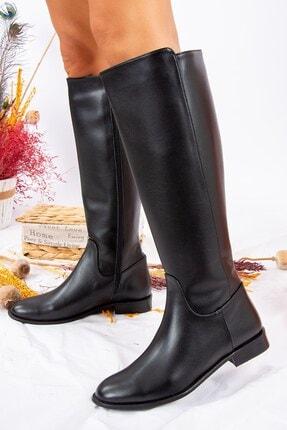 Fox Shoes Siyah Kadın Çizme J654065609