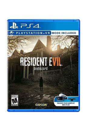 CAPCOM Resident Evil 7 Biohazard Vr Ps4 Oyun