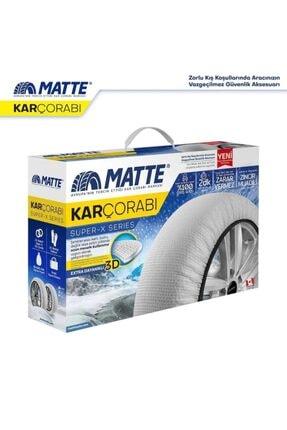 Matte Kar Çorabı - Superx - 215 60 R17 X-large
