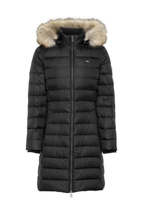 Tommy Hilfiger TJW ESSENTIAL HOODED DOWN COAT