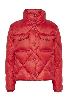 Tommy Hilfiger Tj Kadın Diamond Quilted Ceket