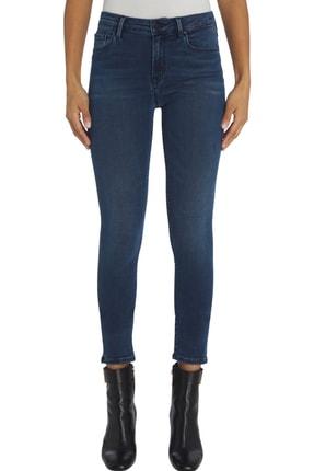 Tommy Hilfiger Kadın Denim Jeans Th Soft Como Skınny Rw K WW0WW28820