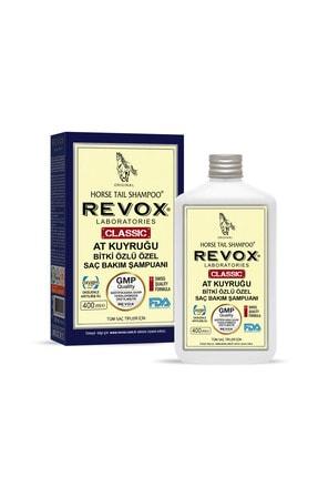 Revox At Kuyruğu Bitki Özlü Saç Bakım Şampuanı 400 Ml.