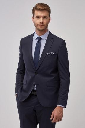 ALTINYILDIZ CLASSICS Erkek Lacivert Regular Fit Lacivert Takım Elbise