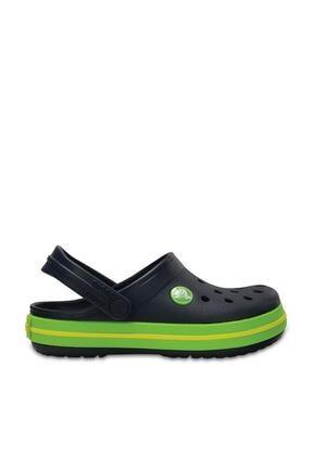 Crocs Kids Unisex Çocuk Yeşil  Spor Crocband Sandalet