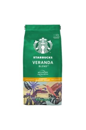 Starbucks Veranda Blend Öğütülmüş Kahve 200 gr
