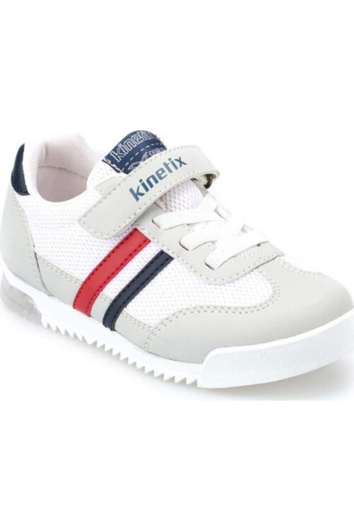 Kinetix HALLEY MESH J Açık Gri Erkek Çocuk Sneaker Ayakkabı 100355786 1