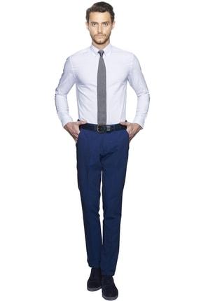 ALTINYILDIZ CLASSICS Erkek Beyaz Tailored Slim Fit Gömlek