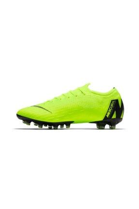 Nike Erkek Yeşil Vapor 12 Elite Ag-pro Krampon
