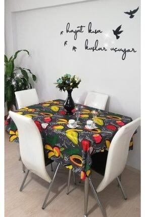 Raşel kumaş Bgz Home Dertsiz Masa Örtüsü Piknik Örtüsü ( Sofra Bezi )