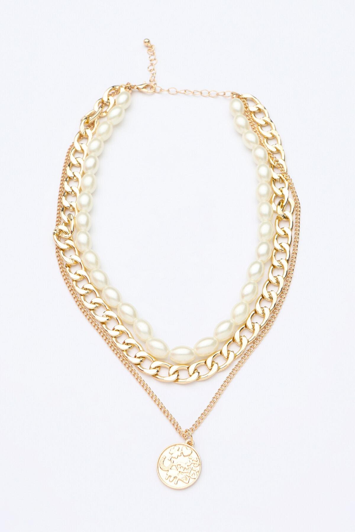 Penti Gold Darıa Kolye 1