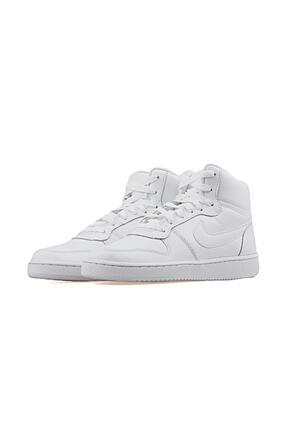 Nike Ebernon Mid Beyaz Günlük Ayakkabı Aq1778-100