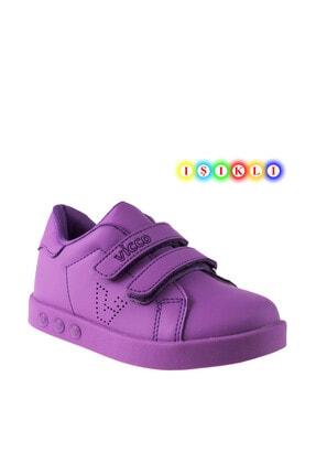 Vicco Kız Çocuk Mor Sneaker Ayakkabı 211 313.18Y101B