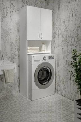 Kenzlife Çamaşır Makinesi Dolabı Sinem Byz Banyo Kiler