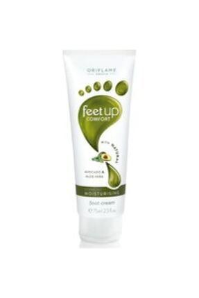 Oriflame Feet Up Comfort Nemlendirici Gece Ayak Bakım Kremi 75 ml