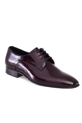 ALTINYILDIZ CLASSICS Erkek Bordo Klasik Rugan Ayakkabı