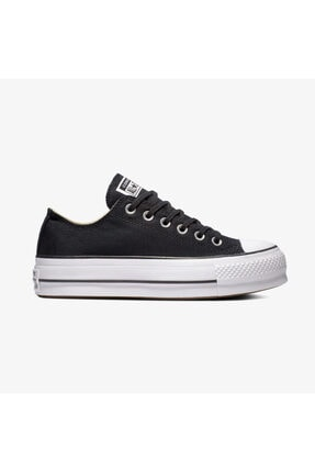 converse Chuck Taylor All Star Lift Kadın Siyah Sneaker