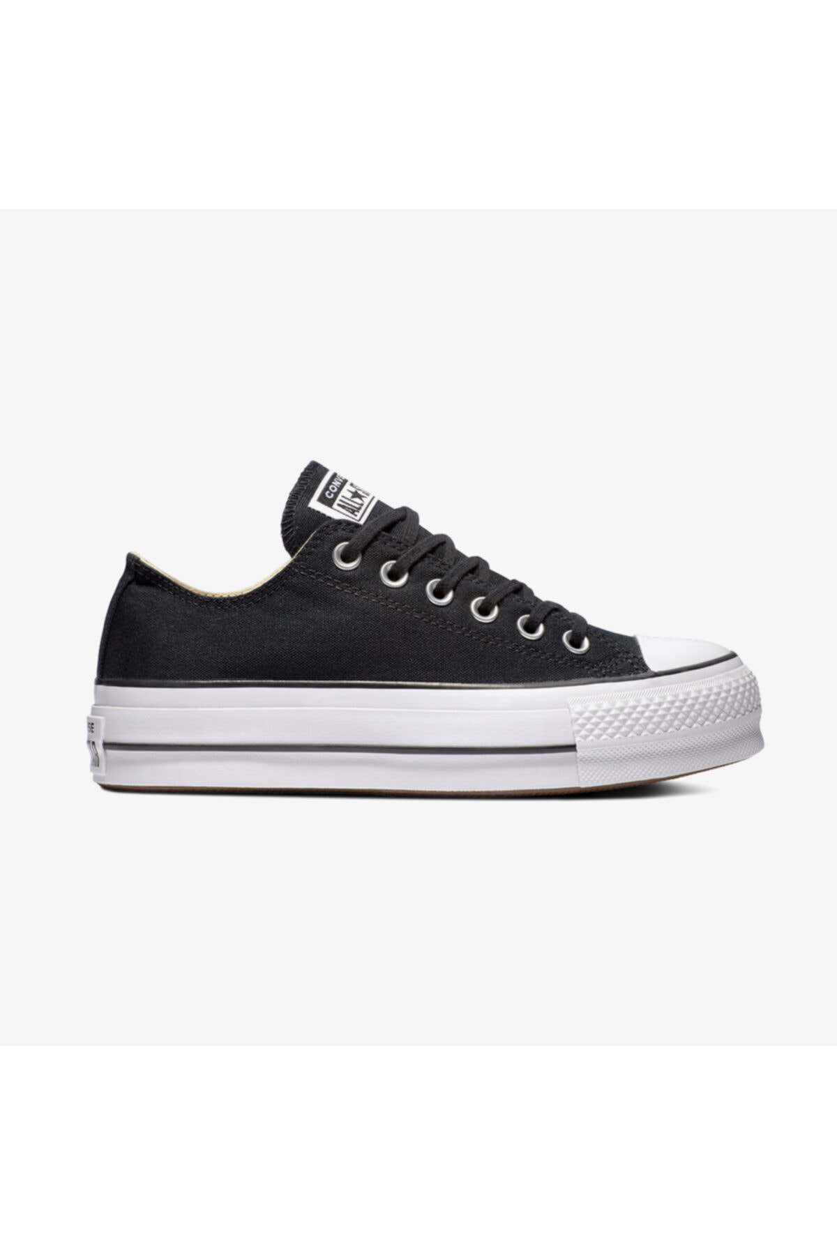 converse Chuck Taylor All Star Lift Kadın Siyah Sneaker 1