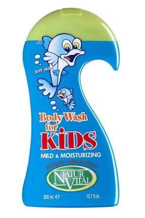 Natur Vital Kids Body Wash Mild&moist. 300ml