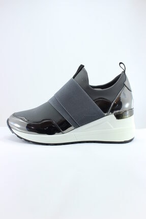 İnci Kadın Gri Yürüyüş Ayakkabısı