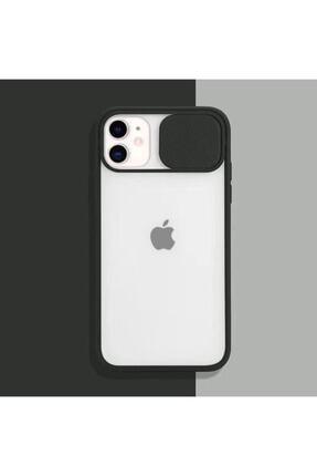 Sunix Iphone 11 Uyumlu Kamera Koruyuculu Sürgülü Kılıf