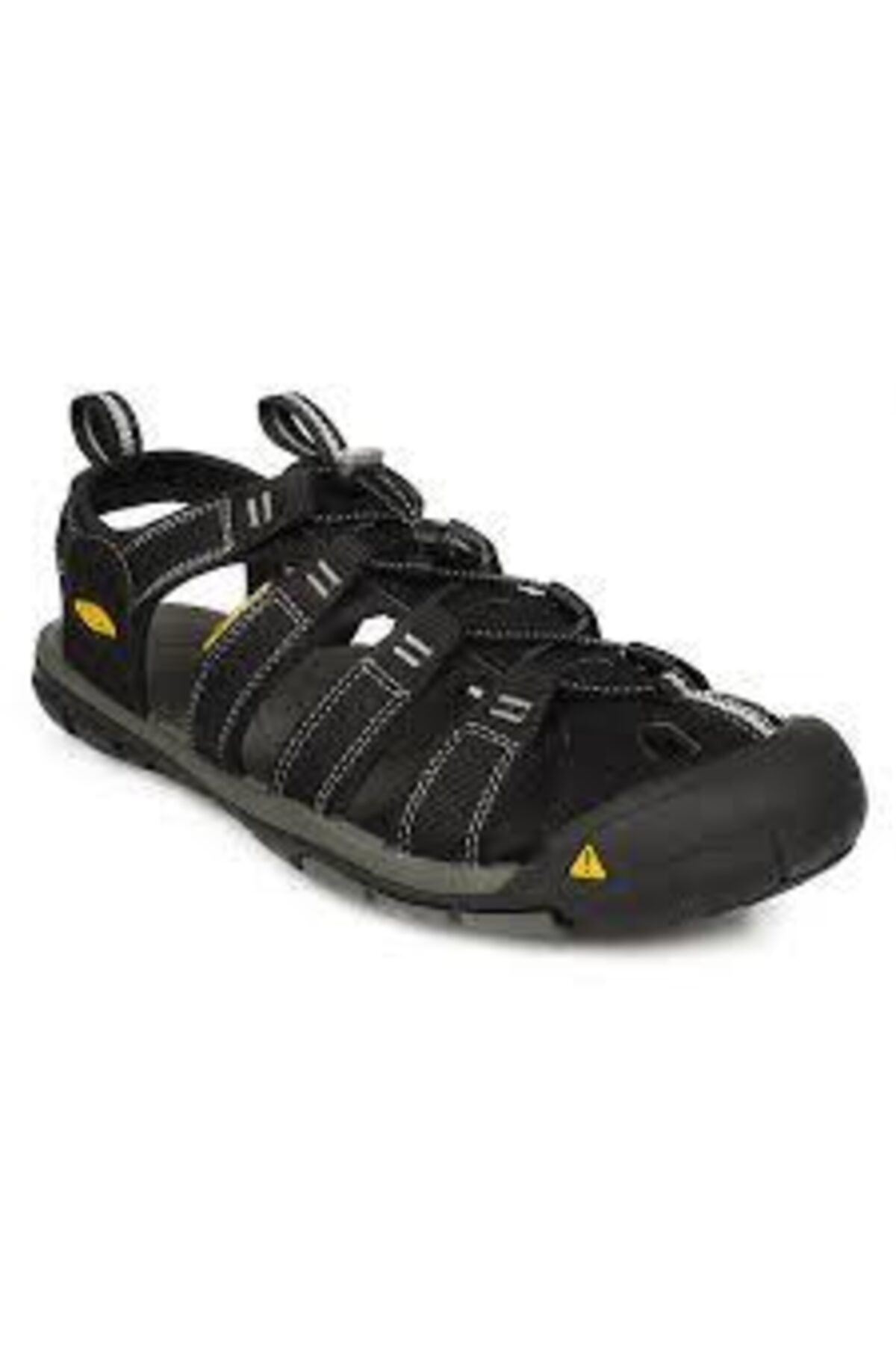 Keen 1020662 Clearwater Cnx Outdoor Siyah Kadın Sandalet 1