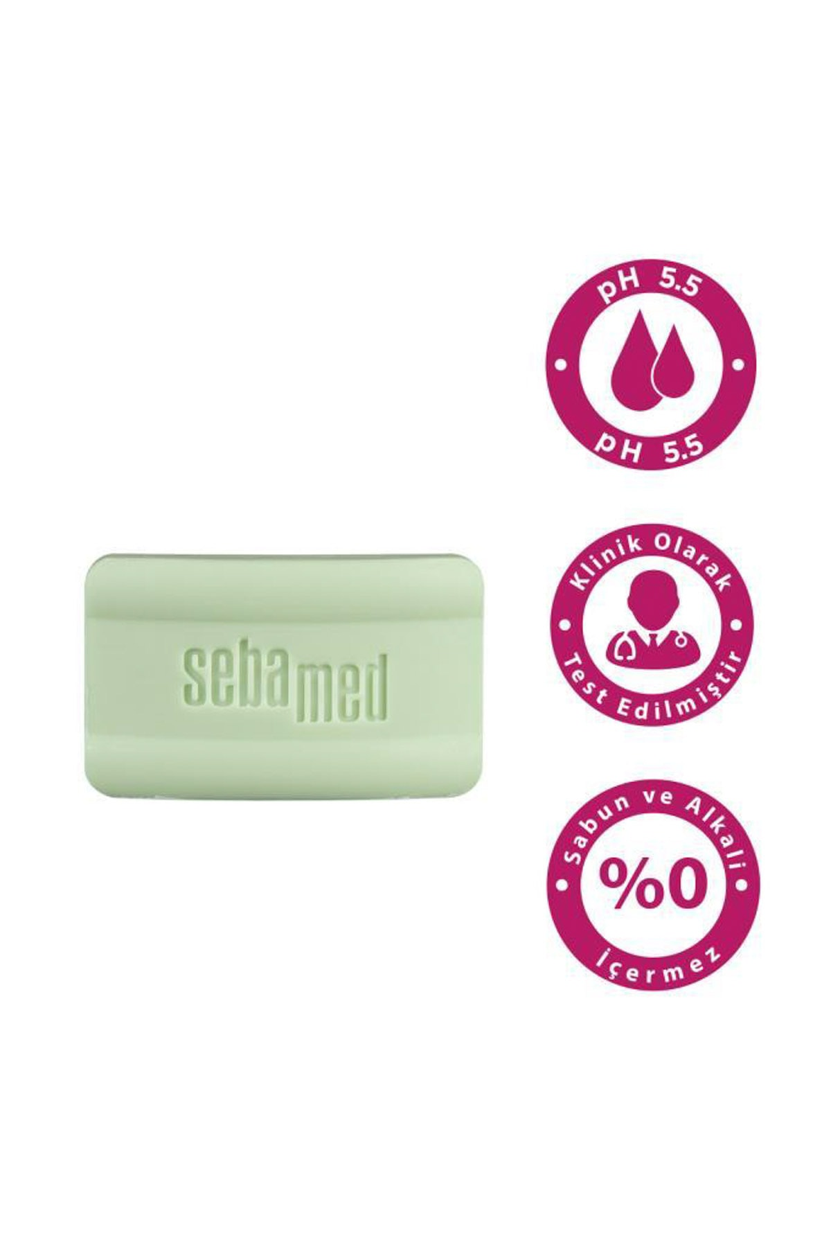 Sebamed Sabun Compact Cleansing Bar 100gr 2