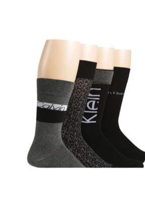 Calvin Klein 4 Pair Crew Socks