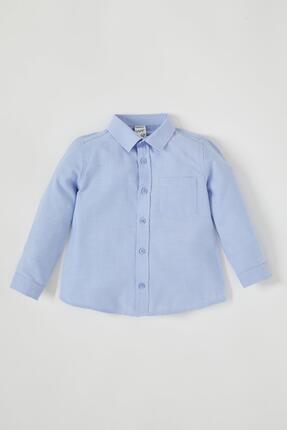 DeFacto Erkek Bebek Basic Gömlek