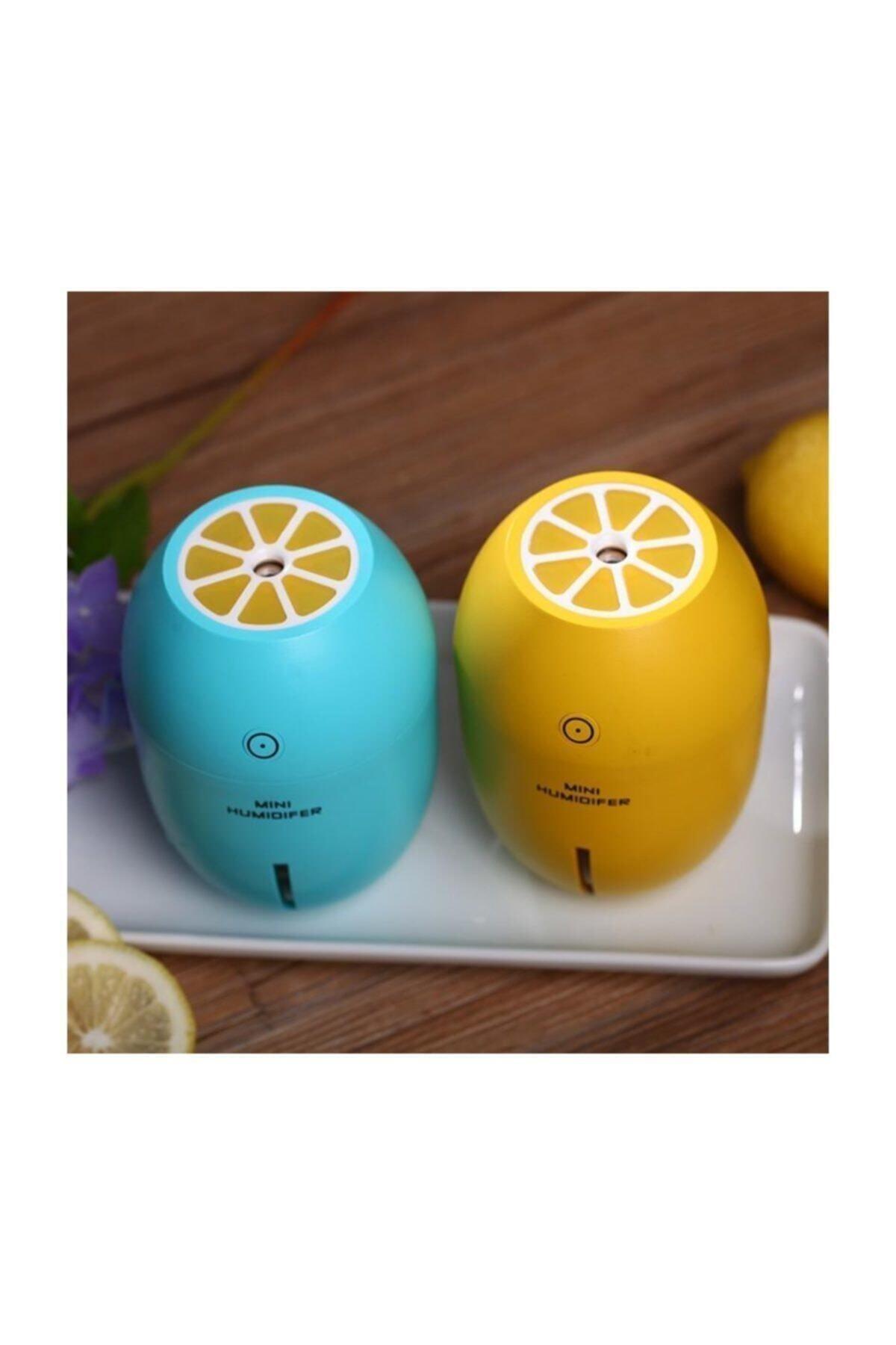 ARBEY Efsane Limon Tipi Hava Nemlendirici Işıklı Buhar Makinesi 180 ml 1