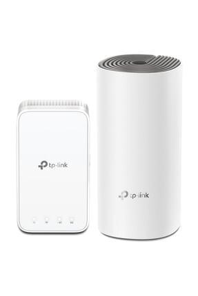 TP-LINK Deco-e3-2p Ac1200 Mesh Router(Ikili Paket)