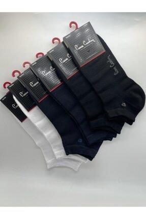 Pierre Cardin Erkek 6'lı Paket Karışık Renk Bambu Patik Çorap Fua Shop