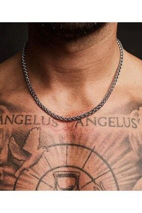 Lufigo Angelus Model Kalın Zincir Kolye