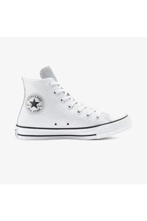 converse Kadın Beyaz Chuck Taylor All Star Mono Metal Hi  Sneaker