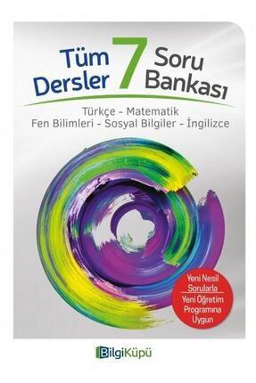 Bilgi Küpü 7.sınıf Tüm Dersler Soru Bankası Tek Kitap - Tudem